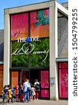saint germain en laye  france   ...   Shutterstock . vector #1504799255