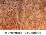 rusty metal. background | Shutterstock . vector #150488906