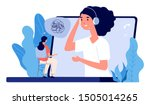 psychological counseling... | Shutterstock .eps vector #1505014265