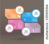 conceptual vector design... | Shutterstock .eps vector #150509366