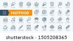 Fastfood   Outline Web Icon Se...