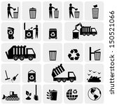aluminum can,bottle,box,bulldozer,cleaning,dump,dump truck,earth,ecology,ecology bag,element,environmental,figure,forbidden,garbage