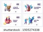 cold season drinks website...   Shutterstock .eps vector #1505274338