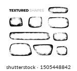 set of isolated vector hand...   Shutterstock .eps vector #1505448842