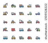 mini icon set   construction... | Shutterstock .eps vector #1505528222