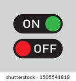 on and off switch button design ...
