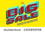 vector bright modern banner... | Shutterstock .eps vector #1505890958