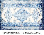 colorful ornamental vector... | Shutterstock .eps vector #1506036242