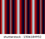 stripe seamless pattern with... | Shutterstock .eps vector #1506184952