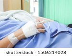 focus  on  the  hand  of  a ...   Shutterstock . vector #1506214028
