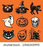 Horror Vector. Halloween...
