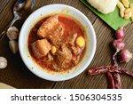 """""""hunglei Curry  Kaeng Hang Le""""..."""