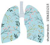 Blooming  Healthy Human Lungs....