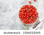 Tiny Cherry Tomatoes  Ciliegin...