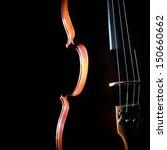 Violin Orchestra Musical...