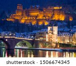 Heidelberg Castle And Old...