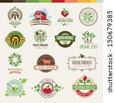 set of badges and stickers for... | Shutterstock .eps vector #150679385