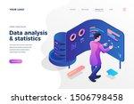 data analysis expert isometric...