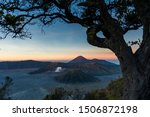 Mount Bromo  Is An Active...