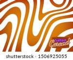 vector bg with flowing salted...   Shutterstock .eps vector #1506925055