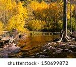 California Sierras Creek In...