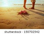 Wedding On The Tropical Beach
