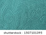Texture Of Genuine Leather With ...