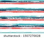 grunge stripes seamless vector...   Shutterstock .eps vector #1507270028