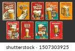 beer collection advertising... | Shutterstock .eps vector #1507303925