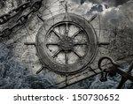 Vintage Navigation Background...