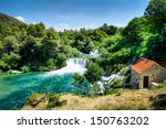 Amazing Krka Waterfalls In...