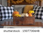 Using A Vintage Wooden Crate To ...