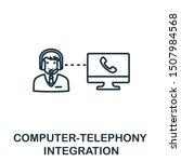 computer telephony integration...