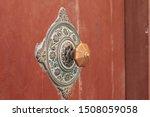 Decorative Maltese Door Knob O...