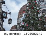 Christmas Tree In Florence ...