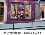 Paris France Nov.18 2009  Shop...
