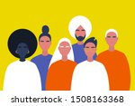 community. collaboration. a... | Shutterstock .eps vector #1508163368