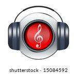 music icon | Shutterstock . vector #15084592