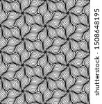 seamless abstract pattern.... | Shutterstock .eps vector #1508648195