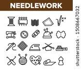 needlework collection elements... | Shutterstock .eps vector #1508667032