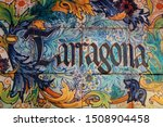 tile with the name of the... | Shutterstock . vector #1508904458