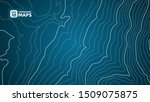 the stylized height of the... | Shutterstock .eps vector #1509075875