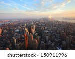 New York City View With One...