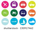 icon transport   Shutterstock .eps vector #150917462
