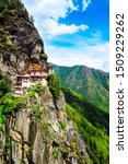 Paro Taktsang Also Known As Th...