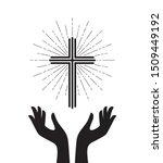 Vector Logo Church  Catholic...