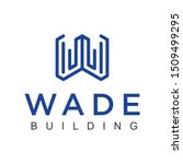 Wade Building Industrial Logo Design