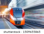 Passenger Electric Train...