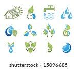 set of design elements. | Shutterstock .eps vector #15096685