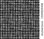 Irregular Checkered Plaid...